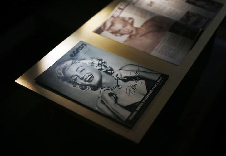 Un coleccionista privado pagó 120 mil euros por las últimas fotografías tomadas a Marilyn Monroe, en una subasta realizada el viernes pasado, en Viena. (EFE)