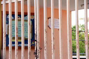 Escuelas cierran por paro de maestros en Mérida