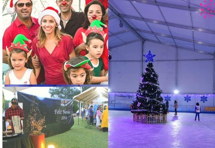 Hoy se llevarán diferentes actividades navideñas en Cancún. (Redacción/SIPSE)