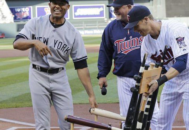 Rivera trascendió gracias a su lanzamiento llamado el 'Cutter', el cual rompía los bates de los rivales. (Foto: Agencias)