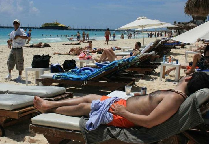 Del jueves al domingo de esta semana tendrá mayor afluencia de visitantes nacionales la Riviera Maya. (Daniel Pacheco/SIPSE)