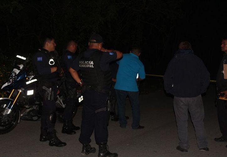 Un sujeto ebrio abrió fuego contra el vigilante con una escopeta. (Foto: Redacción)