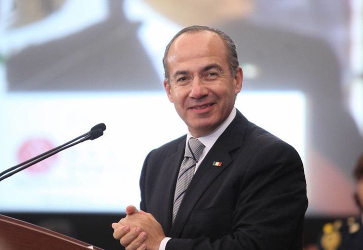 La carta del expresidente Calderon a Juan Molinar Horcasitas fue publicada en su cuenta de Twitter.(presidencia.gob.mx)