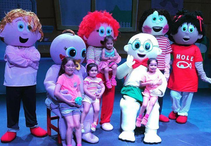 Los juguetes se han vuelto muy populares entre los menores, quienes disfrutarán de sus personajes favoritos. (Foto: Contexto/ NTR)