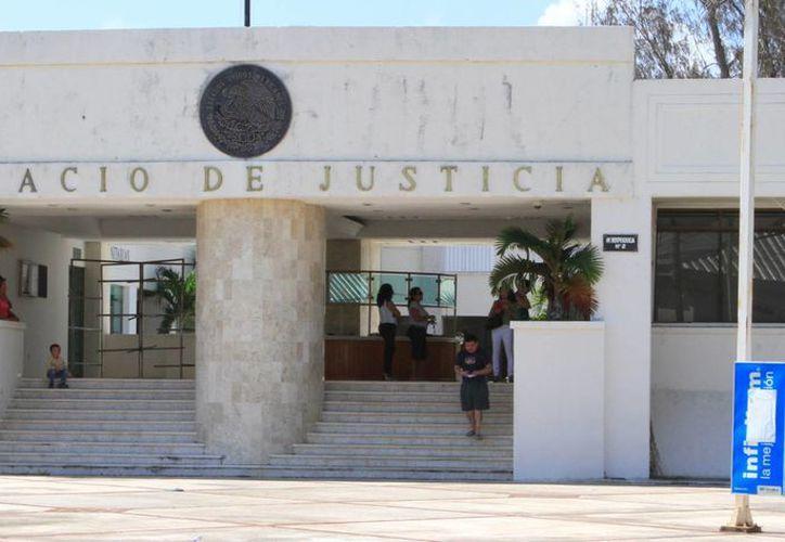 Serán invertidos cinco millones de pesos menos para la implementación del Sistema de Justicia Penal. (Ángel Castilla/SIPSE)