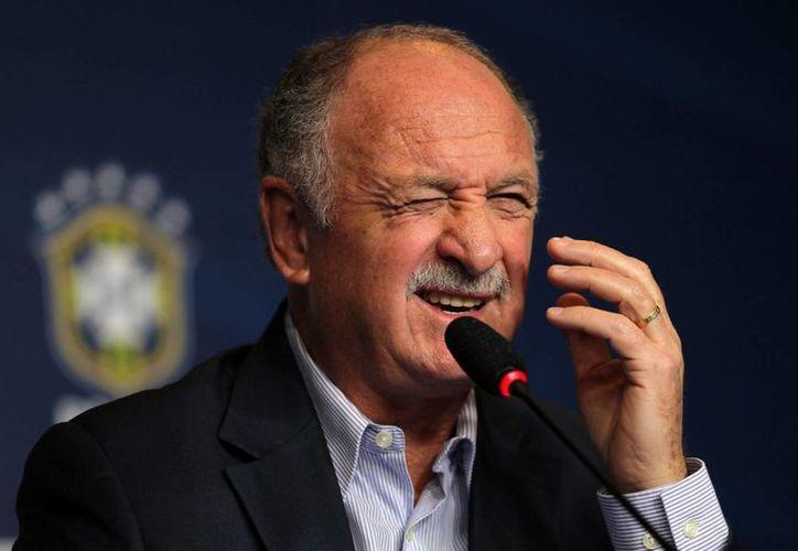 'Felipao' se mostró confiado en convertirse en hexacampeón. (Foto: EFE)