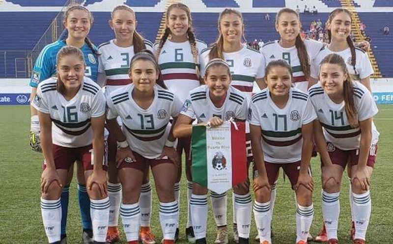 Se cancela el pre mundial de Uruguay sub 17 femenil