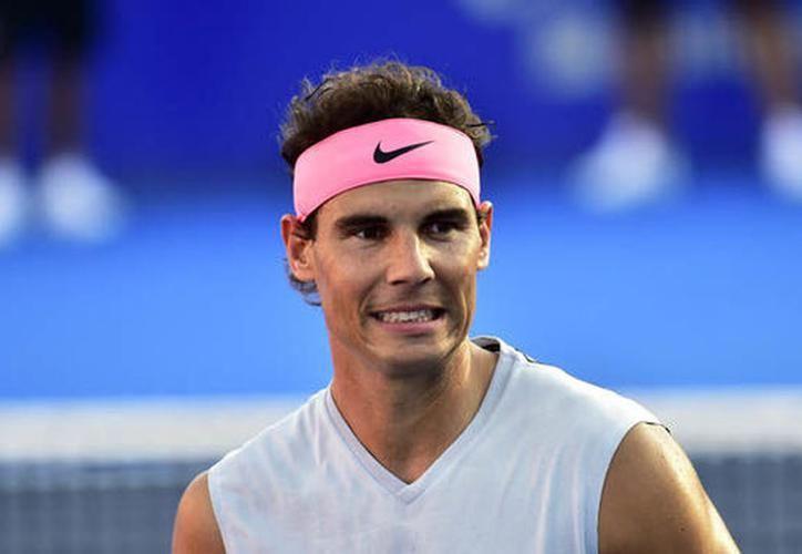 Rafael Nadal es número uno del mundo. (express.co.uk)