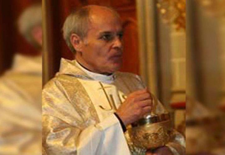 El cuerpo del sacerdote católico Francisco Javier Gutiérrez Díaz fue encontrado el pasado 7 de abril con un balazo en la cabeza. (info7.com.mx)