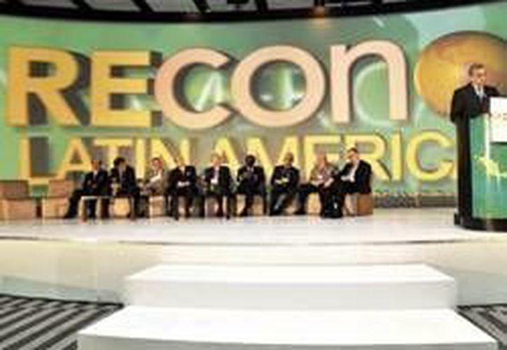 El Congreso Recon Latin America se realizará en Cancún. (Cortesía)