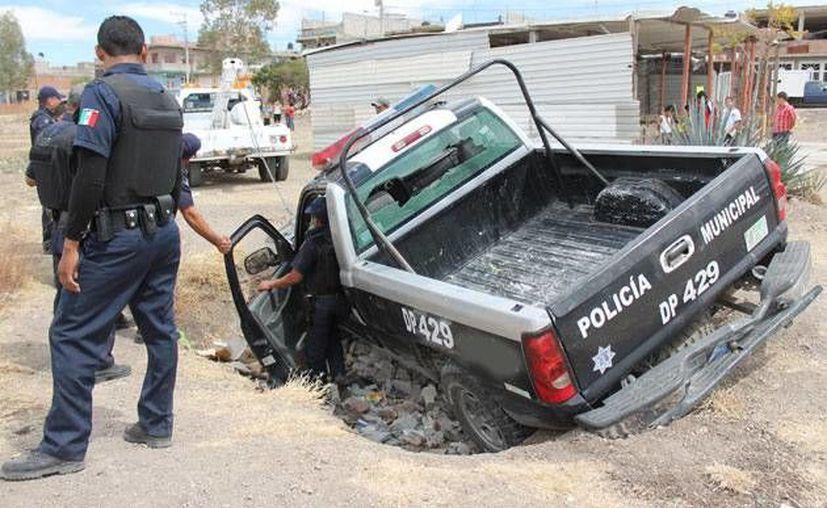 Los gendarmes atendían un llamado de auxilio en la comunidad de Polyuc cuando fueron sorprendidos. (Foto de Contexto/Internet)