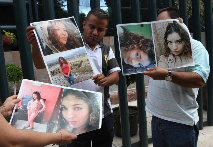 Este jueves se cumplen 4 meses de la desaparición de los jóvenes. (Archivo/Notimex)