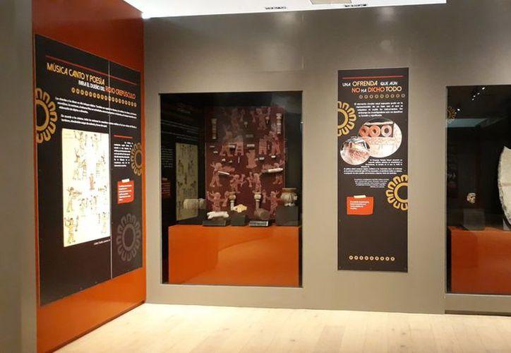 La exposición fue inaugurada en agosto de 2017. (Faride Cetina/SIPSE)