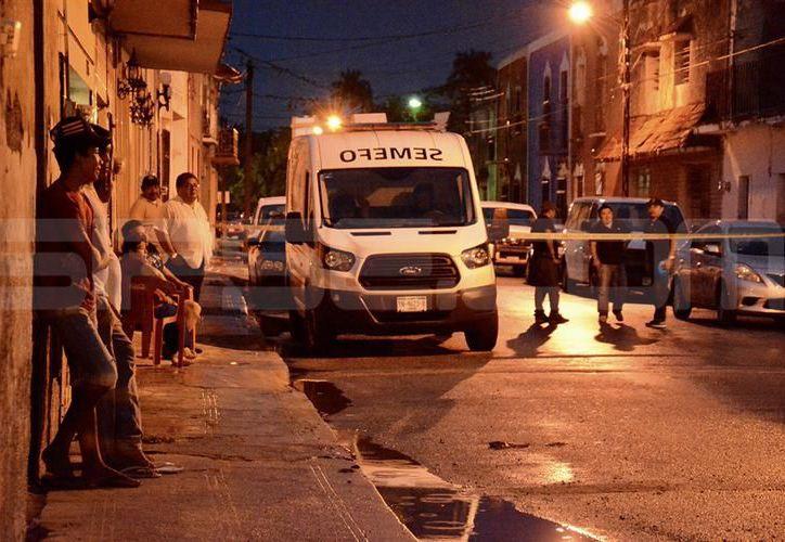Floricel N fue detenido la noche del miércoles y la audiencia se realizó ayer en la capital yucateca. (SIPSE)