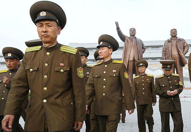 Corea del Norte pide a Corea del Sur que entregue a la expresidenta de este segundo país para ejecutarla por conspirar contra Kim Jong-un. (RT)