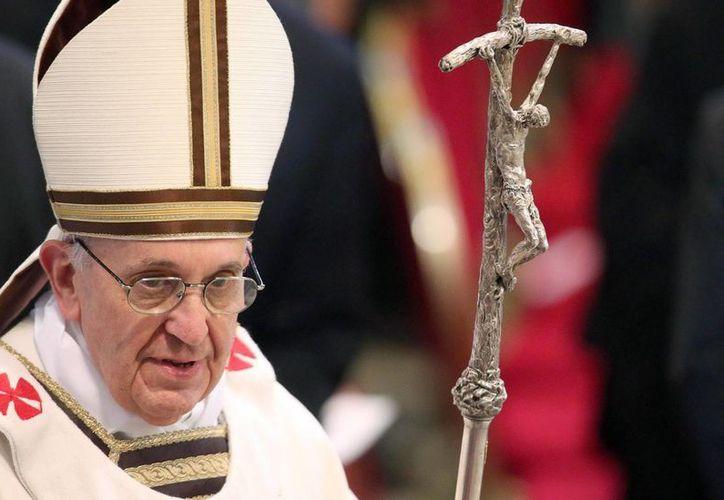 El Papa reza para que todos los bostonianos estén unidos en la decisión de no ser vencidos por el mal. (Archivo/EFE)