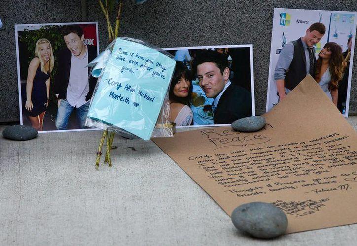El actor de la serie Glee ingresó al hotel el 6 de julio pasado. (Agencias)
