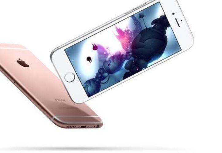 El iPhone 5se tomará el lugar del iPhone 5s y se convertirá en la versión económica del producto estrella de Apple. (Imagen tomada de apple.com)