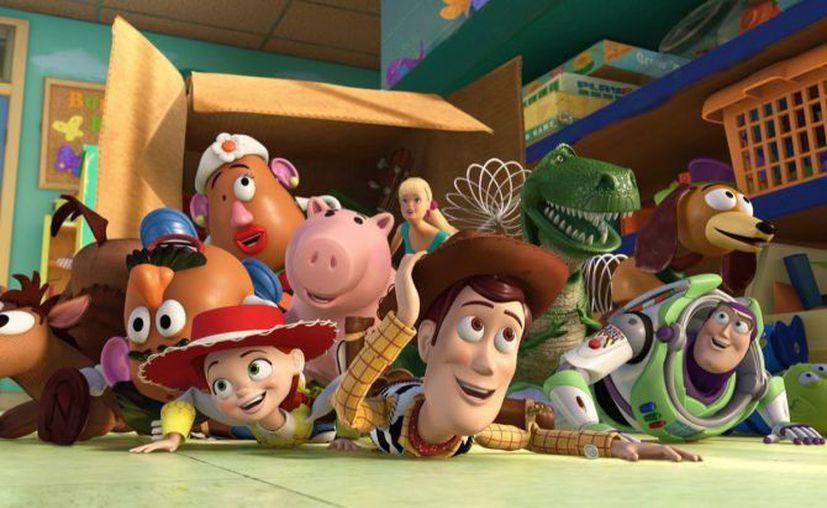 Toy Sotry 4 llegará a los cines el próximo año. (Pixar)