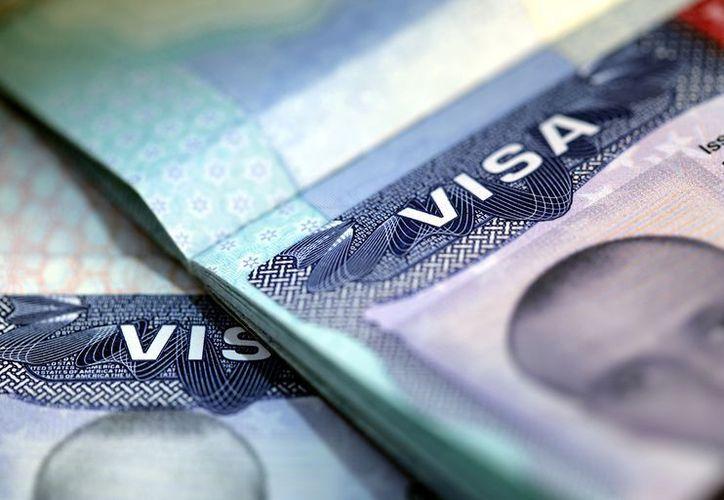 La visa varía en su precio según el tipo de cambio en México. (Foto: Contexto)