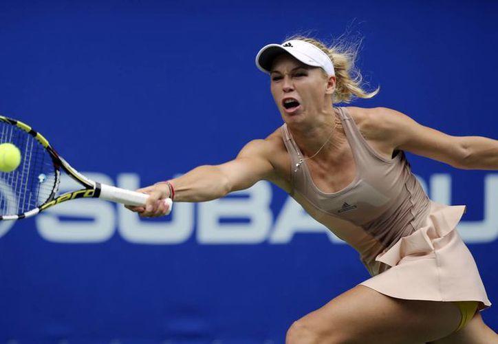 Wozniacki busca su segundo título en Tokio luego del obtenido en 2010. (Foto: AP)