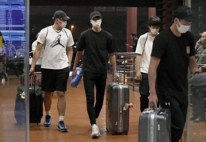 Cuatro basquetbolistas fueron expulsados del equipo japonés que  compite en los Juegos Asiáticos. (Foto: Twitter)