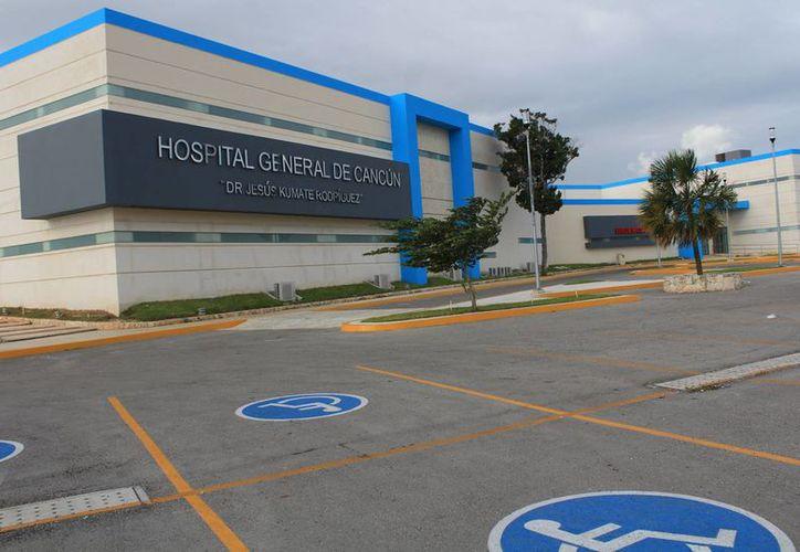 El presupuesto para el hospital nunca será suficiente por el crecimiento de la demanda. (Luis Soto/SIPSE)