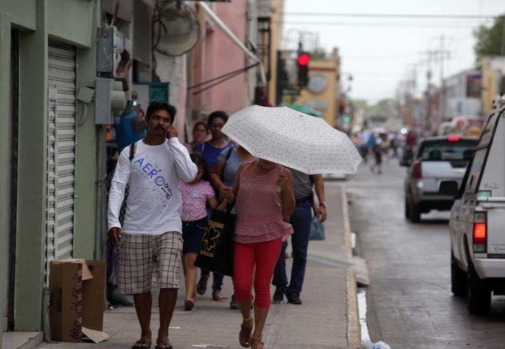 Los termómetros registrarán máximas de 35 a 39 grados para Yucatán y de Campeche, este fin de semana, de acuerdo a la Conagua. (Milenio Novedades)