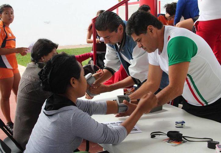 Los monitores estarán en diferentes centros de medición para desarrollar actividades. (Redacción/SIPSE)