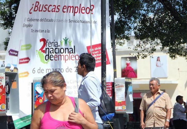 El Gobierno del Estado generó el año pasado 15 mil 186 empleos permanentes. (José Acosta/SIPSE)