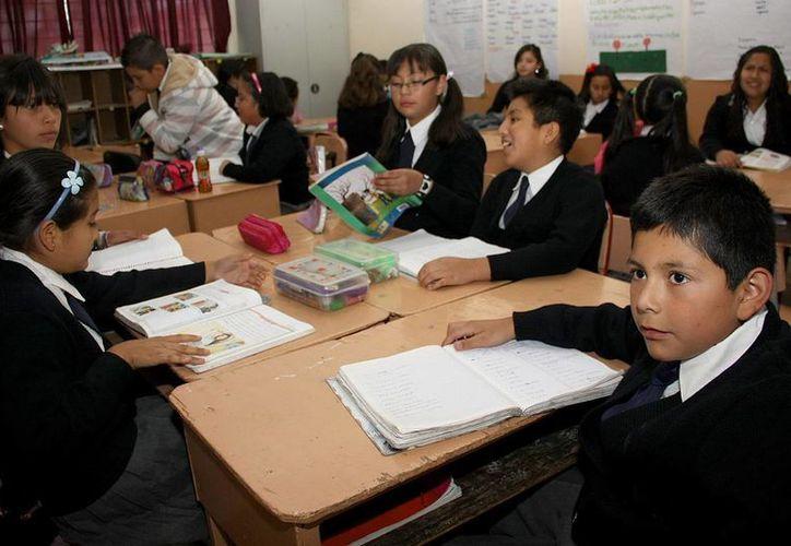Se considera que la materia de Civismo ayudará a la formación de mejores ciudadanos. (Archivo/Notimex)