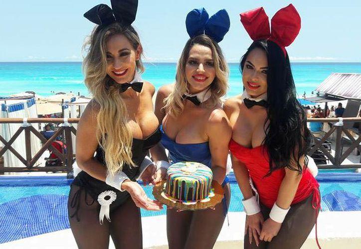 La ciudad de Cancún será sede del evento de la prestigiada marca Playboy. (La Comikeria)