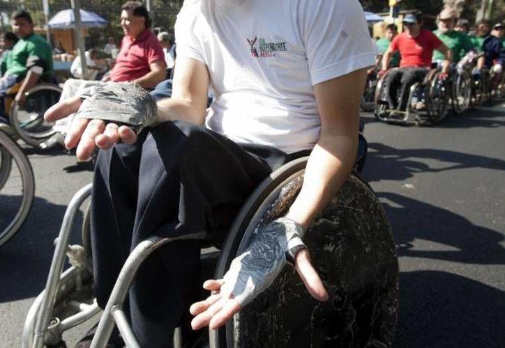 Cada vez son atendidos de mejor manera las personas discapacitadas en Yucatán. (Foto de contexto)