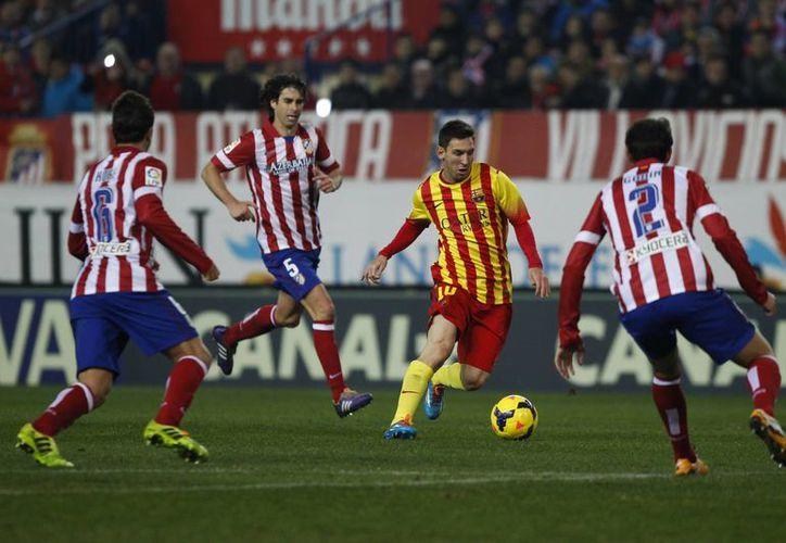 El encuentro tuvo pocas oportunidades de gol. (Foto: Agencias)