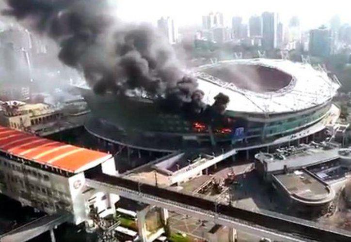 No hubo heridos en el incendio (Contexto/Internet)