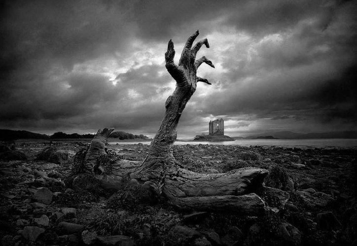 En Yucatán las historias de espanto tratan por lo general de apariciones fantasmales y de brujos que se convierten en seres macabros. (Facebook)