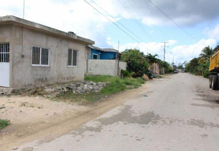 Los afectados denunciaron que desde el 2008 comenzaron los trámites para la adquisición y titulación de sus terrenos. (BenjamínPat/SIPSE)