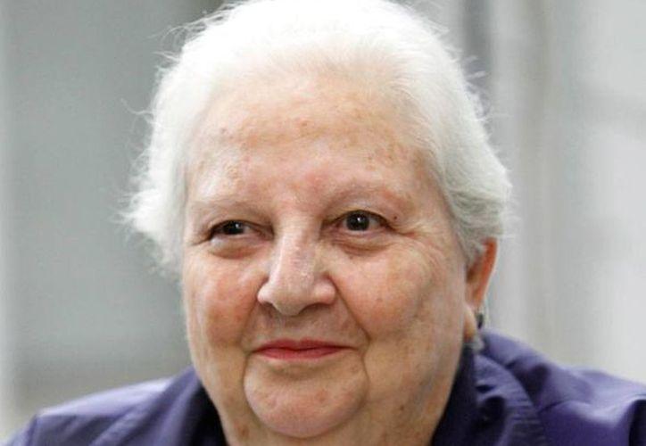 Carmen Balcells, agente literaria del 'boom' de la literatura latinoamericana, falleció este domingo por la noche. (EFE/Archivo)