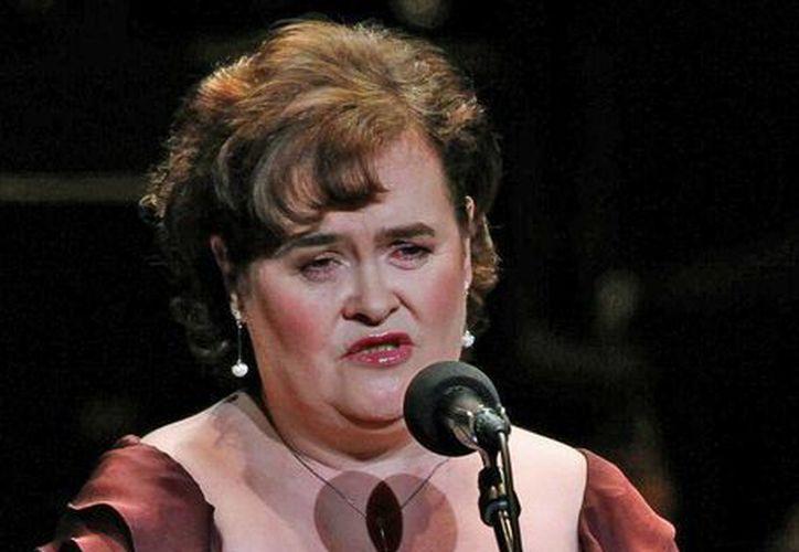 Boyle compartirá créditos con la protagonista de 'Los Miserables'. (Archivo/Agencias)