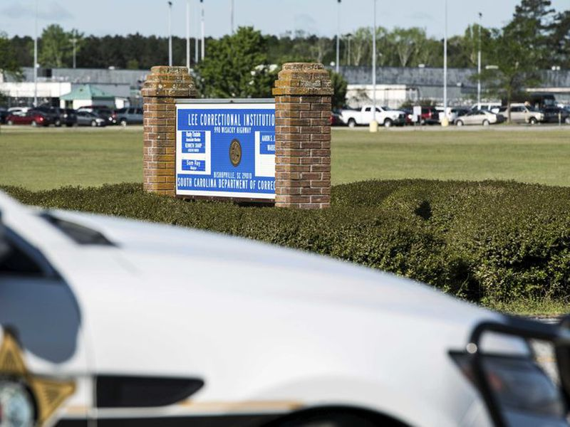 At least 17 prisoners were seriously injured at Lee Correctional Institution, South Carolina. (Redacción)