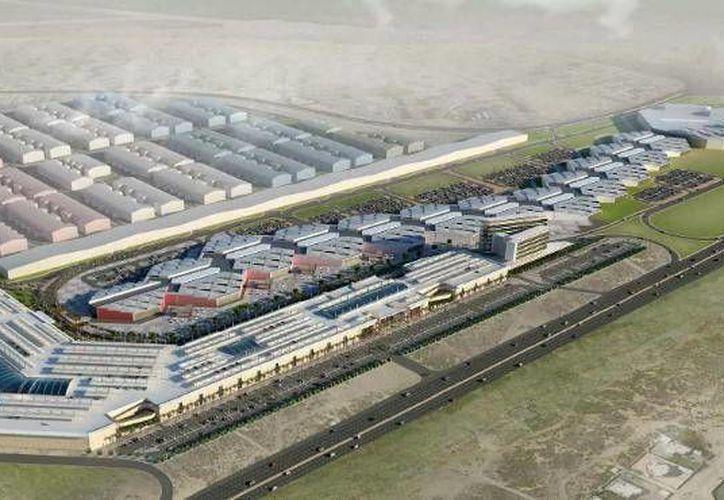 El proyecto anunciado pretende la construcción de un Centro Internacional de Negocios de tres mil 40 locales comerciales. (Archivo SIPSE)
