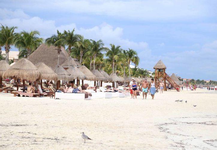 Promocionarán Puerto Morelos como Pueblo con Encanto. (Luis Soto/SIPSE)