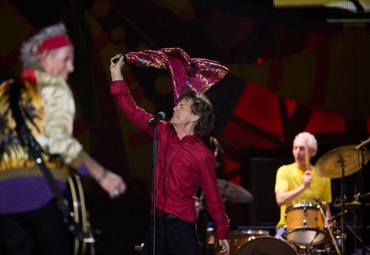 The Rolling Stones dará un concierto gratuito en Cuba, días después de la visita del presidente de Estados Unidos, Barack Obama, programada para finales de marzo de 2016. (Archivo/AP)