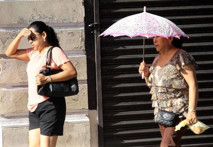 Pronostican días soleados y altas temperatura para el fin de semana. (Jorge Acosta)