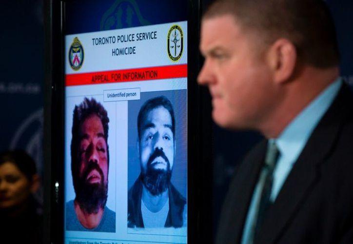El presunto asesino serial, Bruce McArthur fue detenido a mediados de enero e inculpado en el transcurso del tiempo del asesinato de seis hombres. (AP)