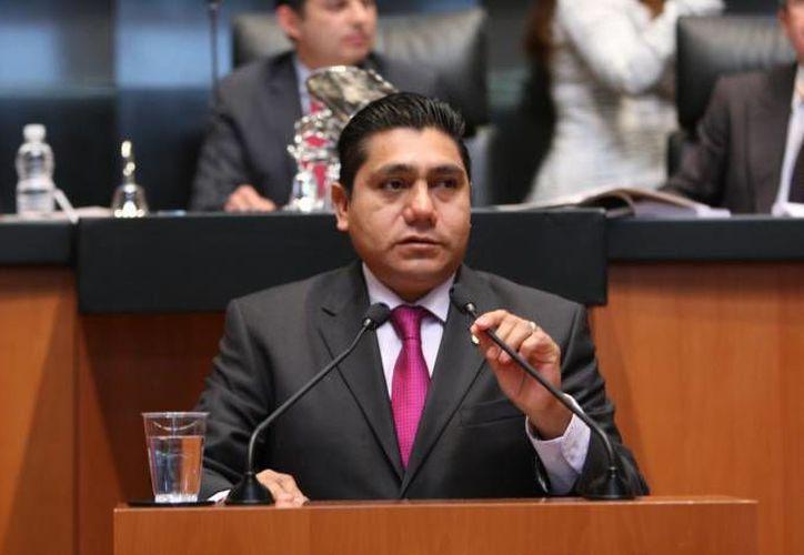 Jorge Luis Preciado asegura que no tiene sentido someter la reforma energética a consulta popular. (Archivo/SIPSE)