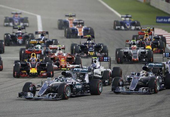 La Fórmula Uno regresa este fin de semana con el Gran Premio de China, el cual tendrá cita en el circuito internacional de Shanghái. (Archivo AP)