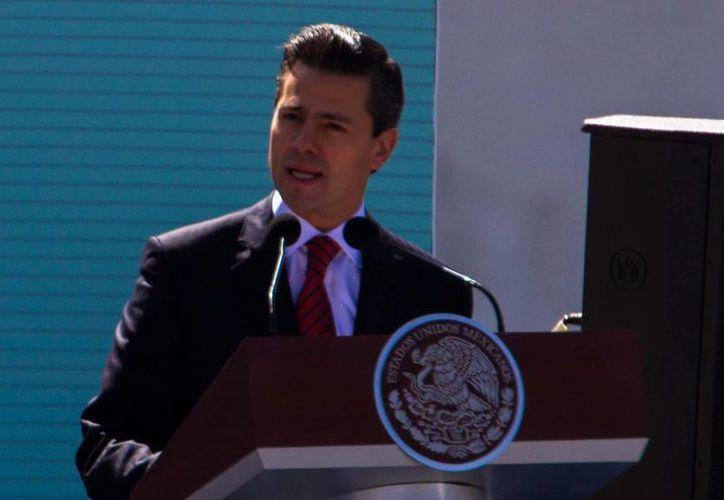 """""""El Papa Benedicto XVI siempre ha sido amigo de México y portador de mensajes de paz y reconciliación"""", escribió Peña Nieto. (Agencias)"""