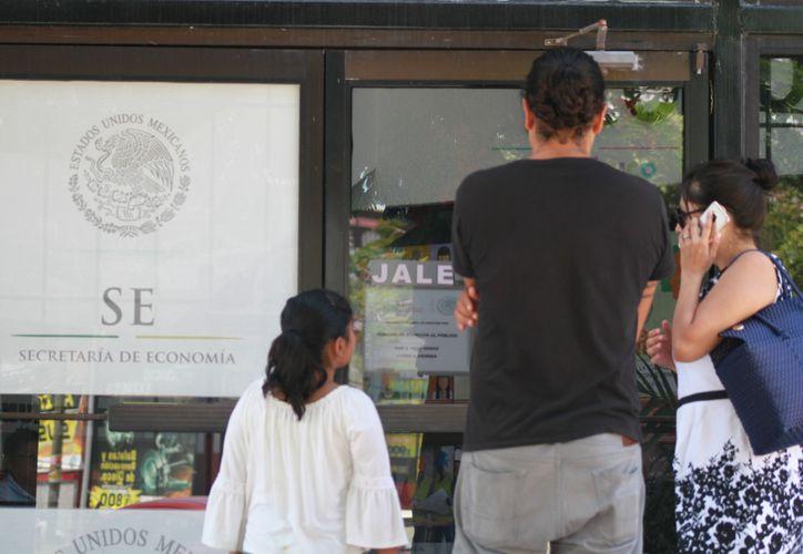 La Secretaría de Economía está viviendo un panorama complicado ante la falta de subsidios. (Paola Chiomante/SIPSE)