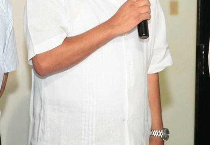 Víctor Sánchez es el primer yucateco que fungirá como delegado federal en otra entidad. (www.secretariadegobiernoyuc.blogspot.com/Archivo)